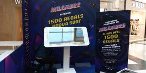 rental giant interactive Smartphone