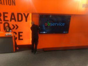 "Smart TV"" 4k service rental"