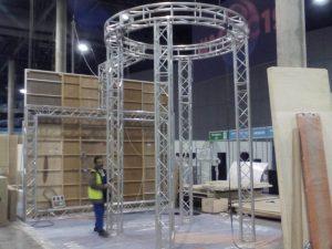truss circular sb service
