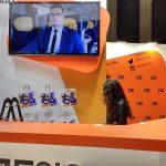 SBS 80-inch TV hire