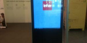Digital tactile totems sb service