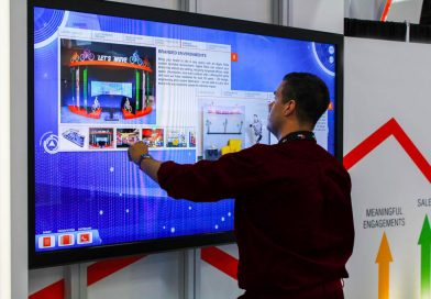 rental of Interactive touch screens